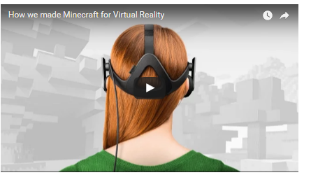 Minecraft For Windows 10 Beta Gains Oculus Rift VR Support