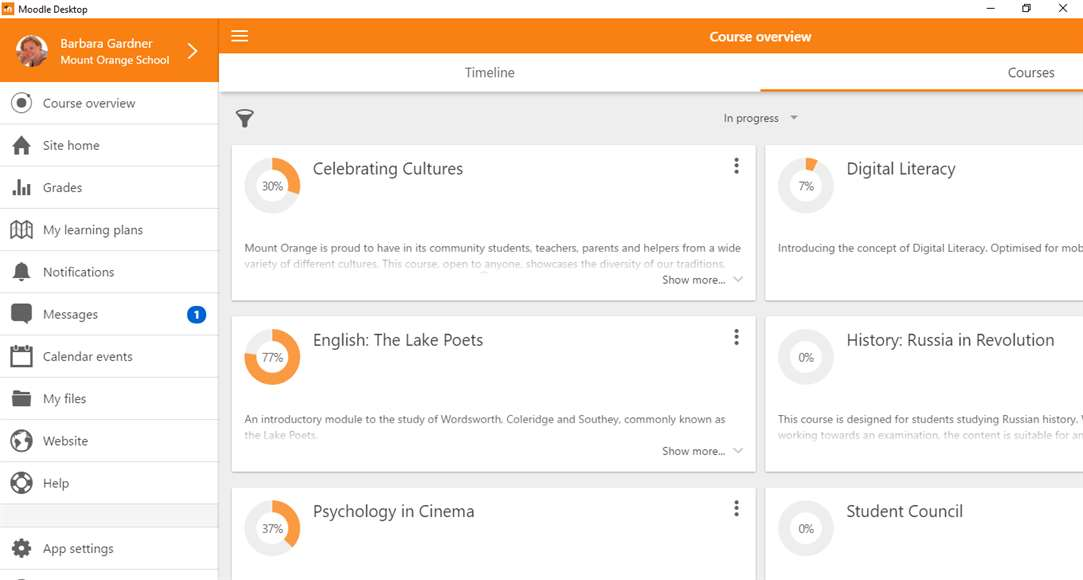 Moodle Brings Learning App To Windows 10