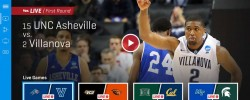 Experience The 2016 Final Four With The NCAA March Madness App