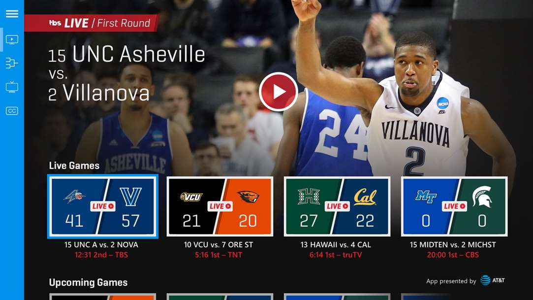 Enjoy The NCAA Tournament With NCAA Tourney App On Windows 10