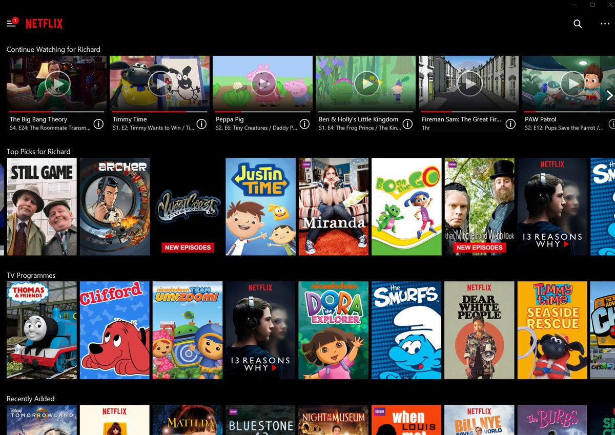 Netflix Updates Windows 10 App With HDR Support