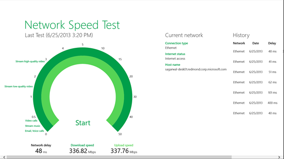 Measure & Analyze Network Latency With Windows 10 App