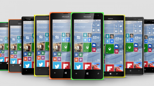 New Windows 10 Build Includes More Phone Support