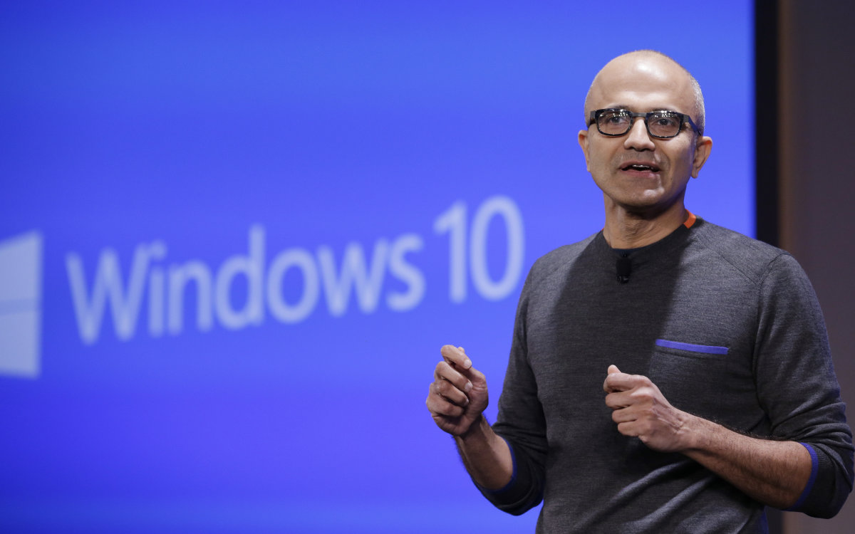 Microsoft's Satya Nadella Expected To Announce New Windows 10 Devices