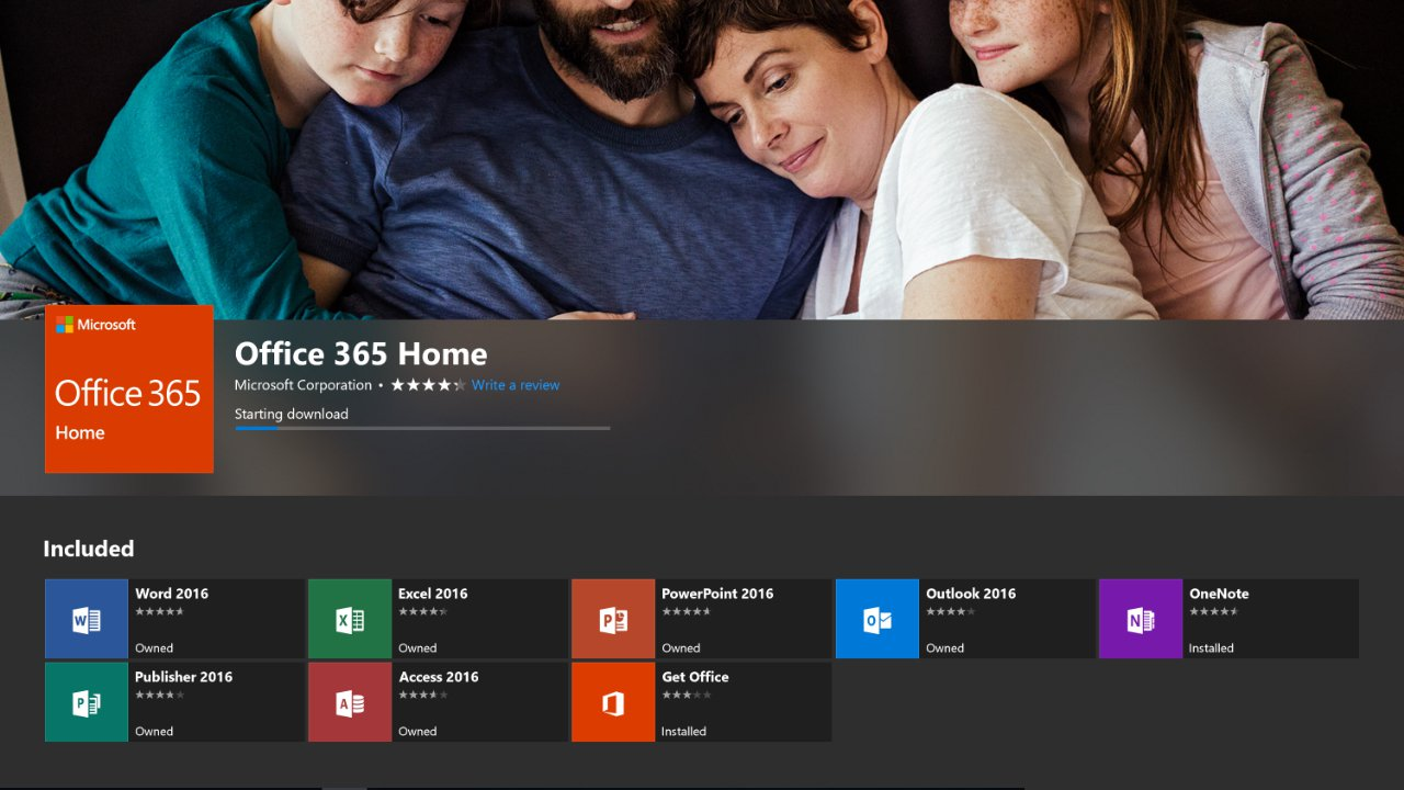 Now Download Office 365 Apps Via The Windows Store