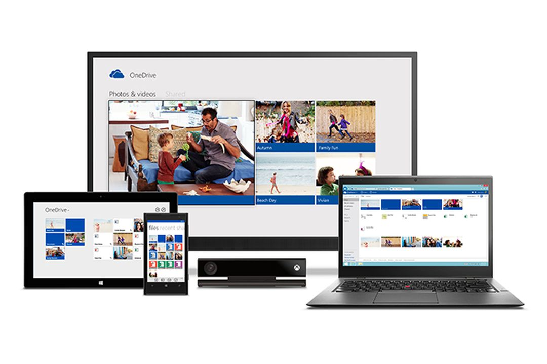 Microsoft's OneDrive App Goes Universal Finally On Windows 10