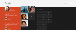 Discover and Find People With People App In Windows 10