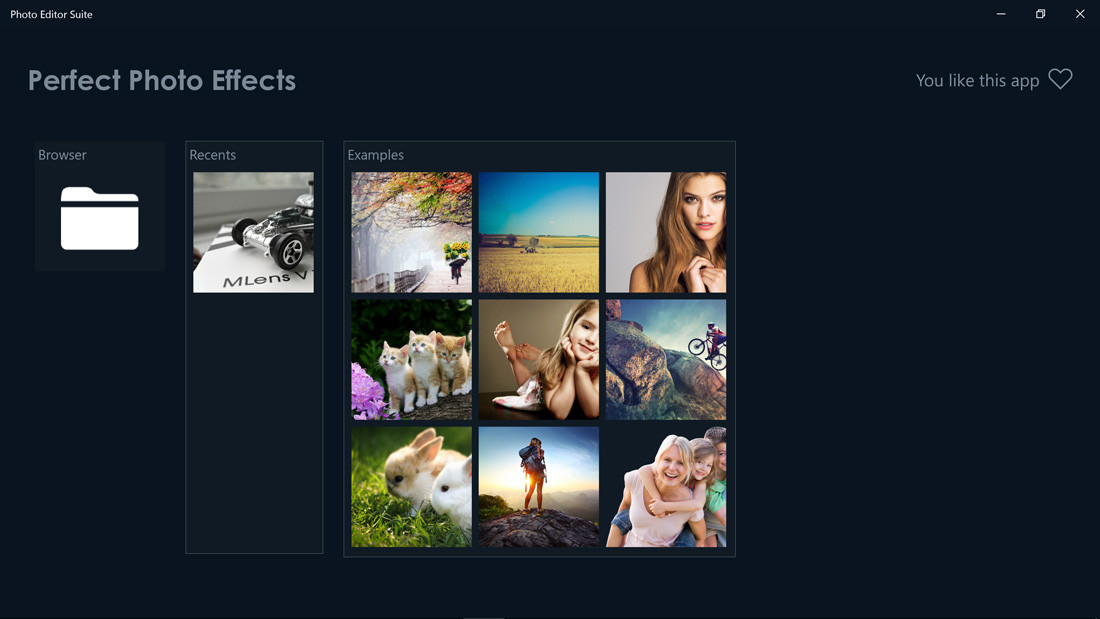 Give Your Photos Effects Upgrade With Photo Editor Suite On Windows 10