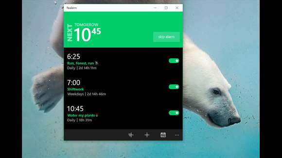 Realarm Makes The Perfect Alarm App For Windows