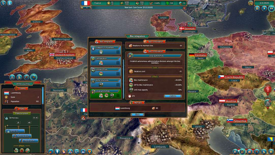 Realpolitiks Brings Real-Time Political Thriller To Windows 10