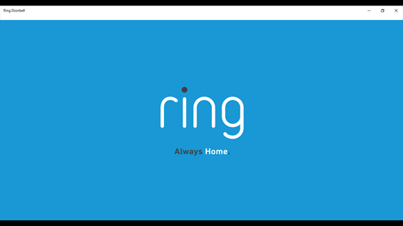 Ring Video Doorbell App Comes To Windows 10 Devices