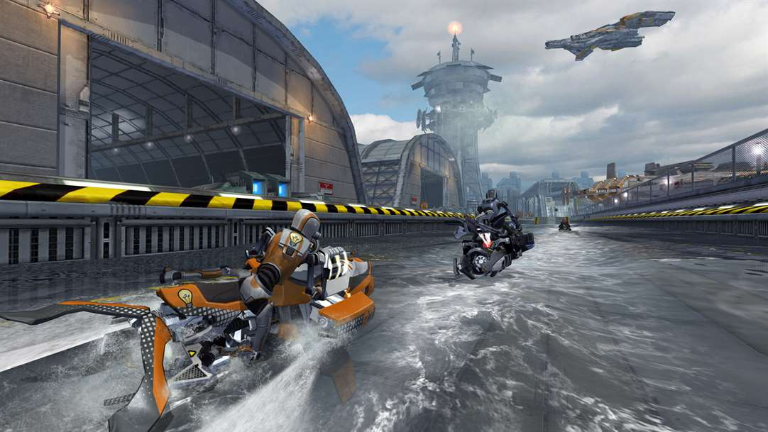 Experience Waterjet Fun With Riptide GP On Windows 10