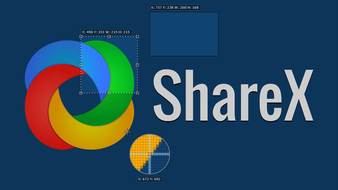 Capture Images Of Anytype With ShareX