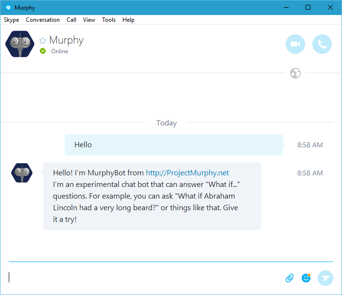 Skype Bots Get Supported In Newest Skype Updates On Windows 10