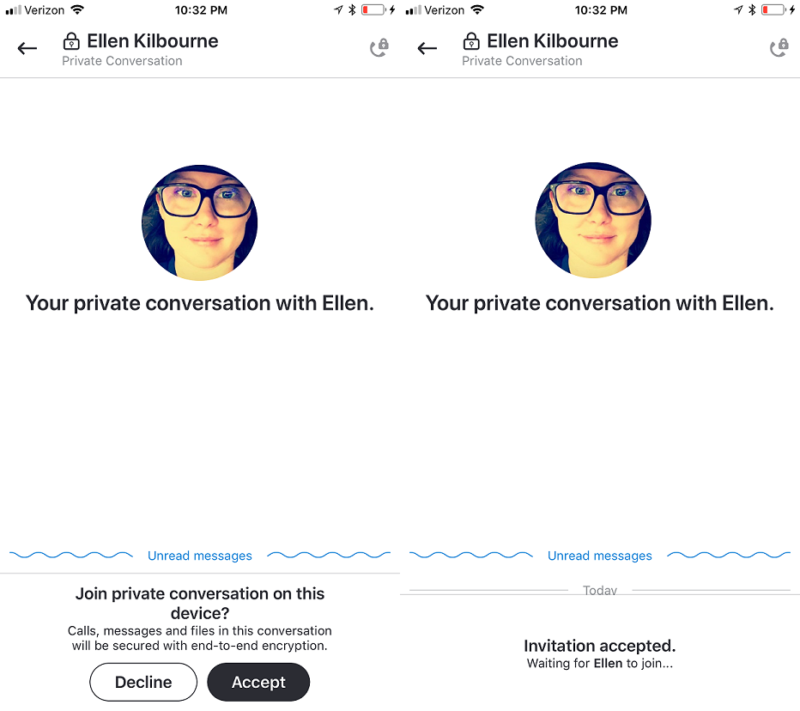 Skype Rolls Out Encryption Tools In Latest Preview Build