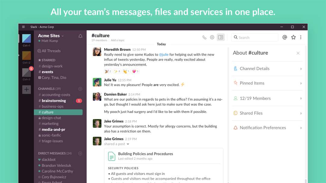 Slack App For Windows 10 Gets Japanese Input Support & Bug Fixes
