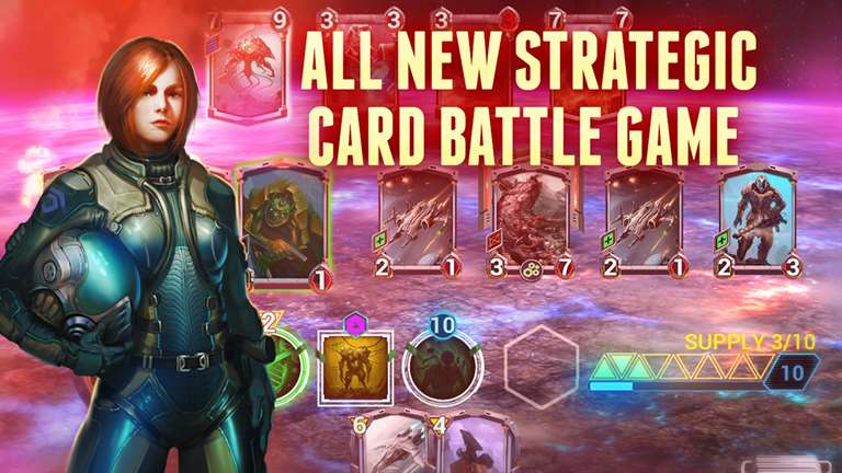 Star Crusade Makes A Great Card Battle Game On Windows 10