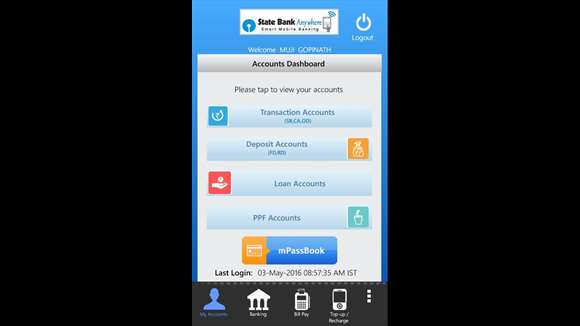 Indian Bank Users Get State Bank Of India Windows 10 App