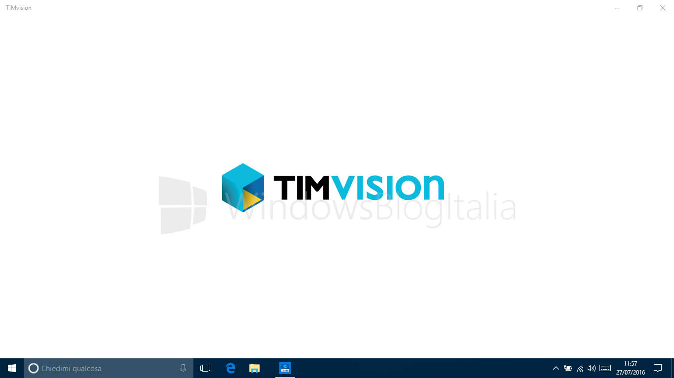 TIMVision Brings Universal Windows App To Windows 10