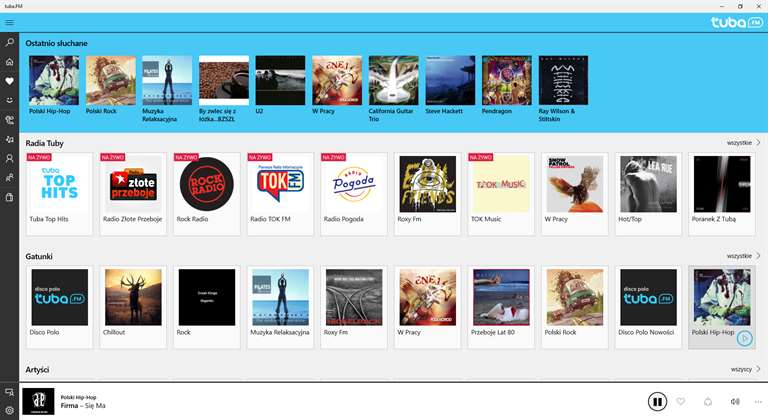 Experience Music With Matched Preferences With Tuba.FM