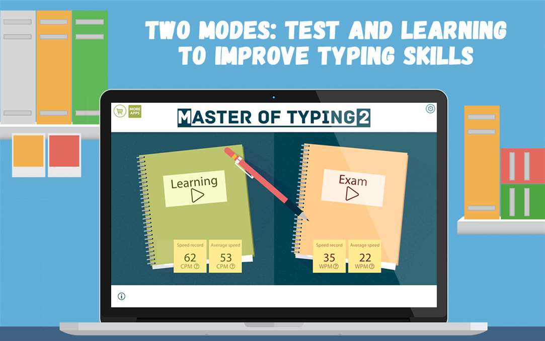 Learn Touch Typing With Masters Of Typing 2