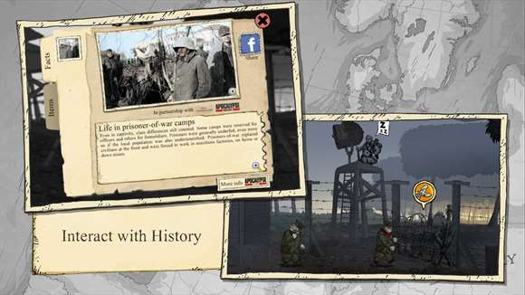 Interact With History Via Valiant Hearts On Windows 10 Today