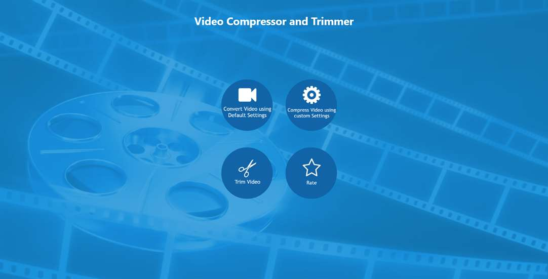 Compress & Trim Videos With Easy Windows 10 App