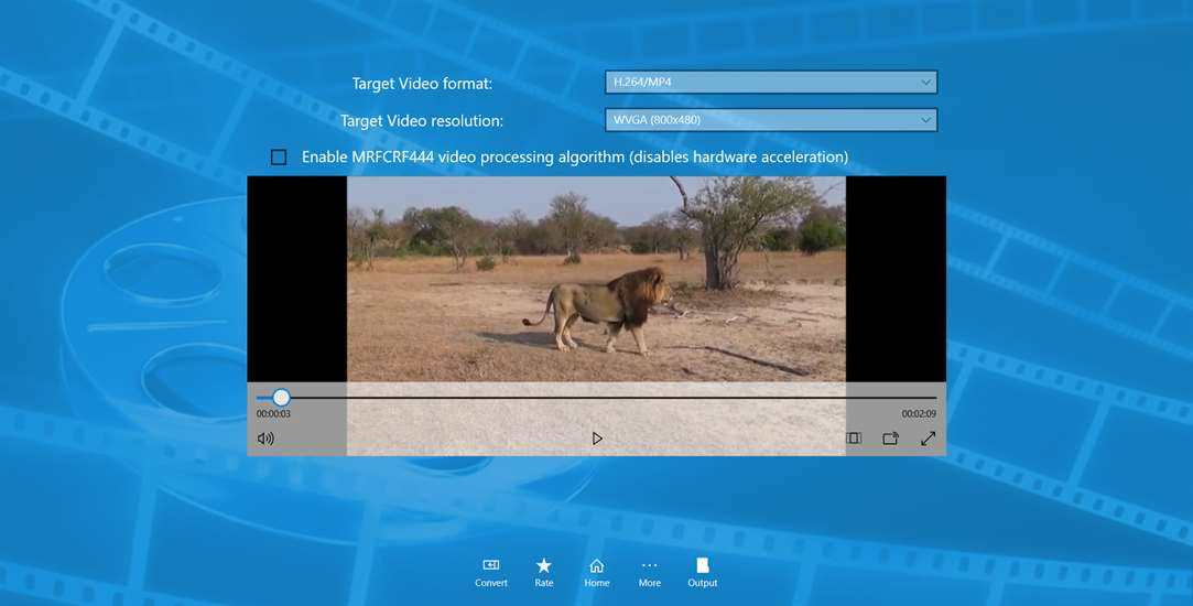 Convert Videos Simply With Video Compresser And Trimmer On Windows 10