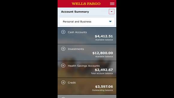 Manage Your Wells Fargo Accounts Easier With Windows 10 App