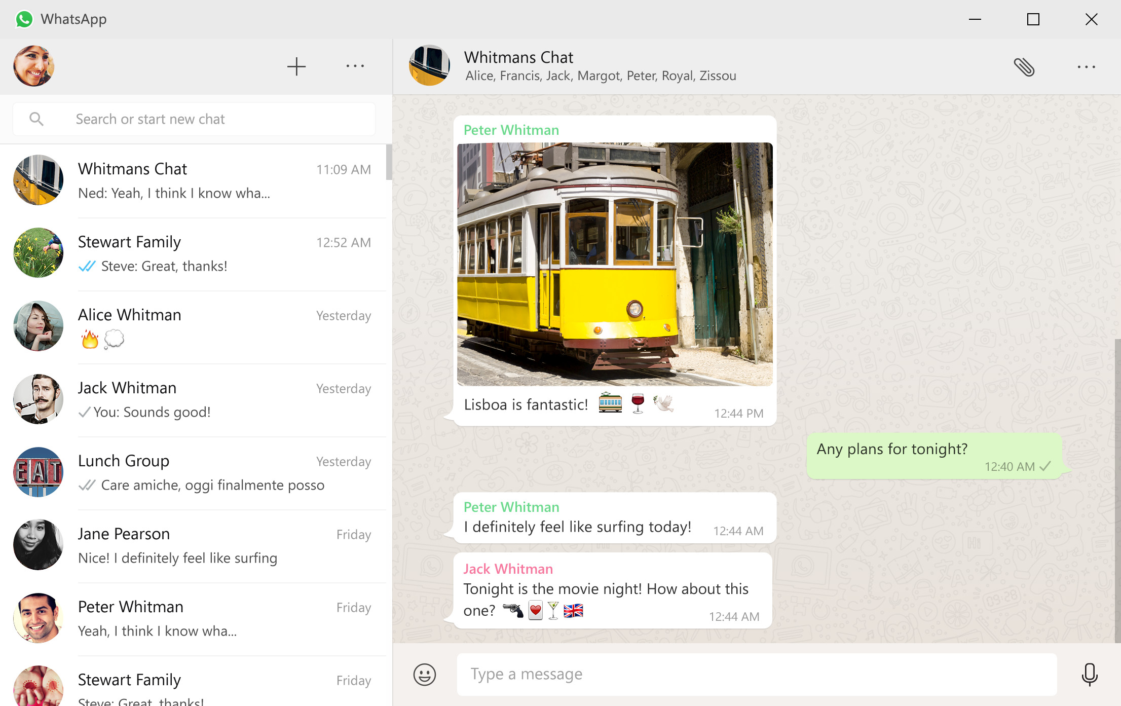 Download WhatsApp Finally On Windows 10 Desktop App