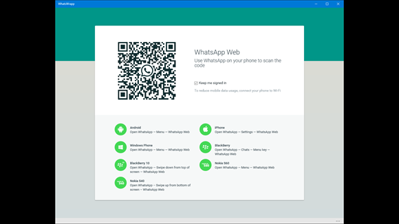 Indie Developers Build WhatsWrapp For WhatsApp Users On Windows 10