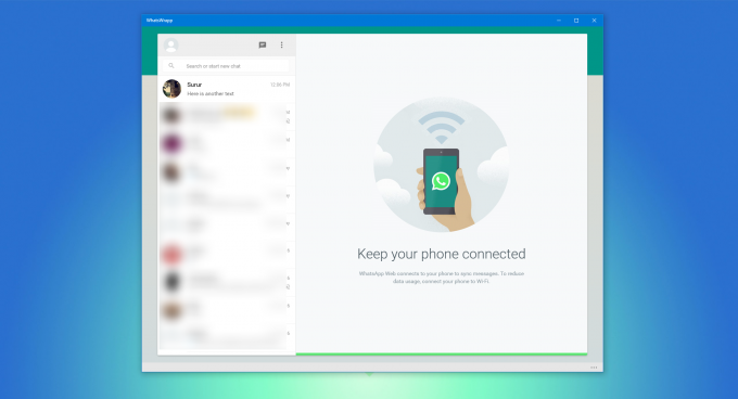 Windows 10 App WhatsWrapp Enables Desktop Notifications For WhatsApp