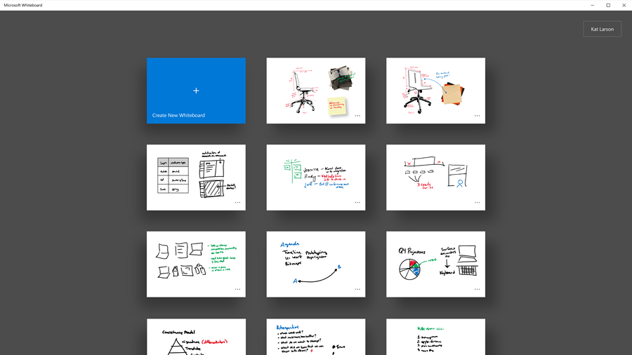 Creating Digitally Is Easy With Whiteboard App From Microsoft