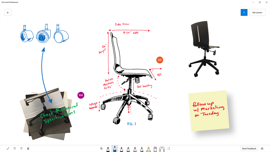Collaborate Easily With Whiteboard App For Windows 10