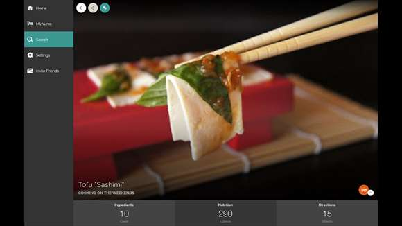 Find Fascinating Recipes With Yummly On Windows 10