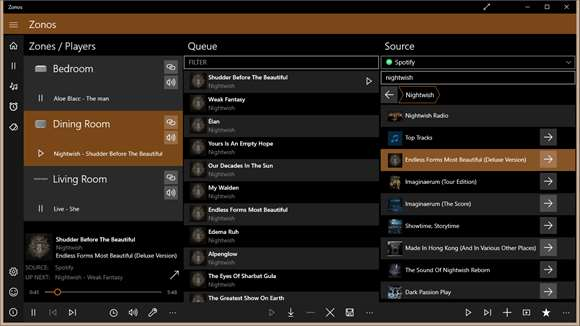 Zonos Lets Sonos Players Use Windows 10 With Sonos Systems