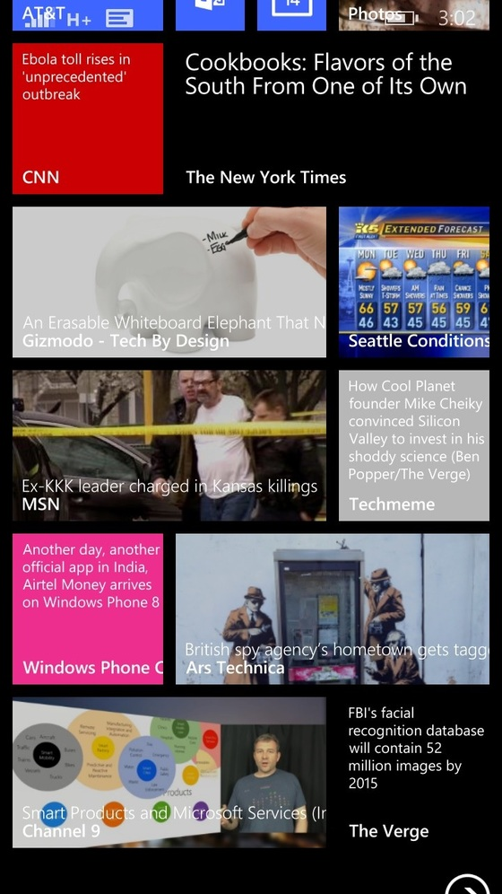 Microsoft's Pinned Web Sites Make Internet Explorer 11 A Must Have For Windows Phone 8.1