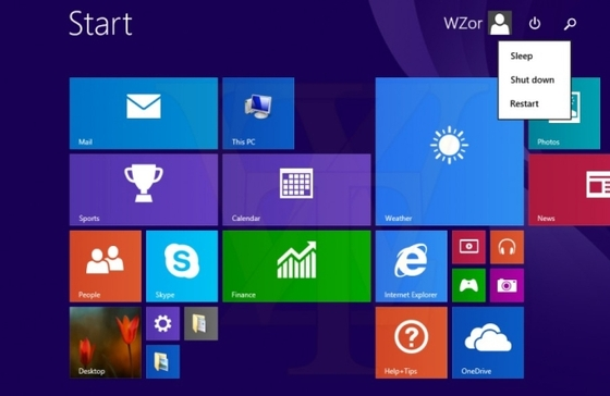 Microsoft Might Be Minimizing The Tiles In The Latest Update
