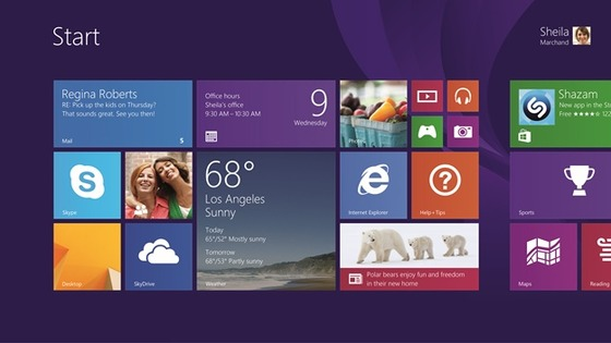 Windows 8.1 Is Available For Users From Microsoft