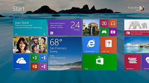 Microsoft's Windows 8.1 Getting New Version With Built-In Bing
