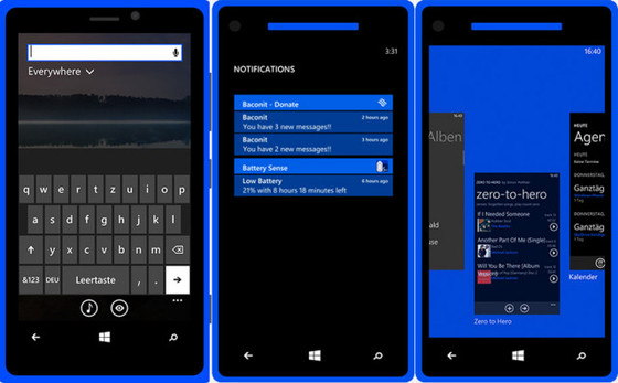 Microsoft Has Cortana Assistant Built Into Windows Phone 8.1