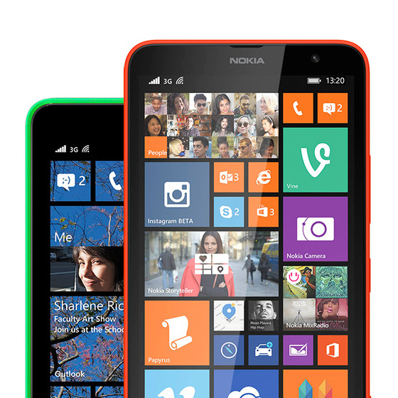 Microsoft Shows Off New Lumia Cyan Update For Lumia Phones