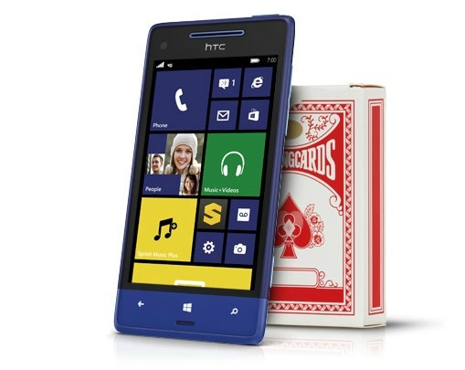 HTC 8XT Launches on Sprint as Newest Windows Phone