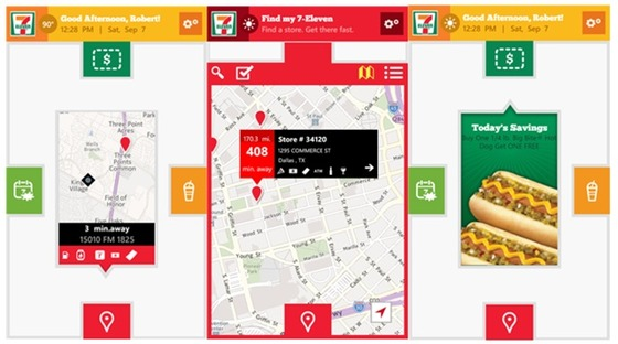 7-Eleven Launches App For Windows Phone 8 Users On Monday