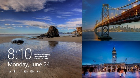 Windows 8.1 Released During Build Conference in San Francisco