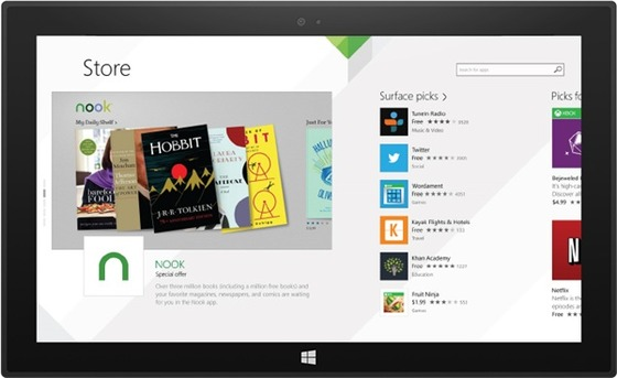 New Features and Partners Announced For The Windows Store