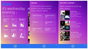 Songza and Reaper Debut On Windows Phone 8