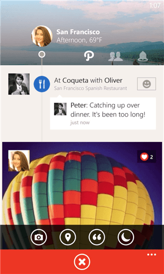 Path Beta Launches On Windows Phone On Friday