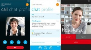 Skype Video Messaging Arrives On Windows Phone 8
