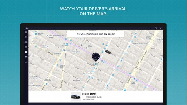 Microsoft's Windows 10 Uber App Among Highlights Of Year-End Blowout